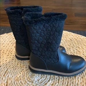 Like NEW H&M fur lined Boots